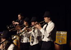 Senior Concert Band Jazz